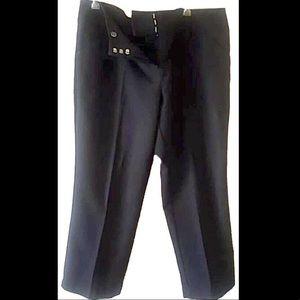 NOW Women's Black Business Pants Size 16AU
